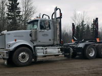 Needed : Log Truck Driver