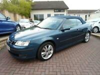 2007 Saab 9-3 2.0 T Vector Anniversary 2dr for sale  Glenrothes, Fife