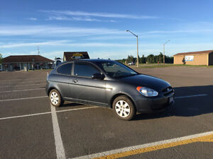 """"""" REDUCED"""" 2011 Hyundai Accent GS Coupe (2 door)"""