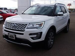 2017 Ford Explorer Platinum CERTIFIED PRE-OWNED