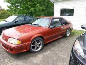 87 ford mustang gt