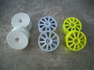 RC Buggy rims