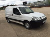 2005 Citroen berlingo 1 owner 12 months mot