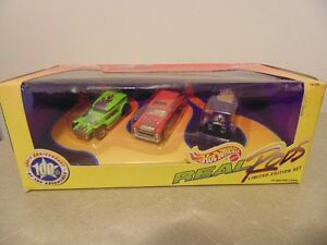 Hot Wheels Real Rods Limited Edition Set