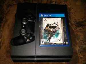 PlayStation 4 500GB+Batman Game