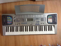 Casio CTK-591 Electronic Keyboard.