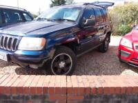 2001 stunning low miles Jeep Grand Cherokee 4.0 auto Limited only 79k