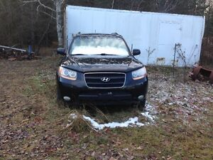 2008 Hyundai Santa Fe Other