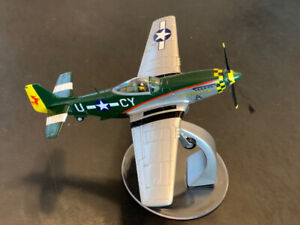 Diecast P51 Mustang Fighter collectable