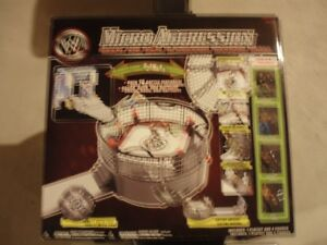 Micro Aggression WWE Boxing Toy