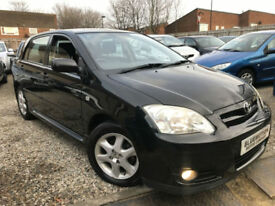 ✿56-Reg Toyota Corolla 1.4 VVT-i Colour Collection ✿TWO OWNERS✿