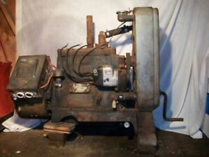 Kohler 120V 2500W DC Generator
