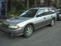 1999 Subaru Legacy Familiale