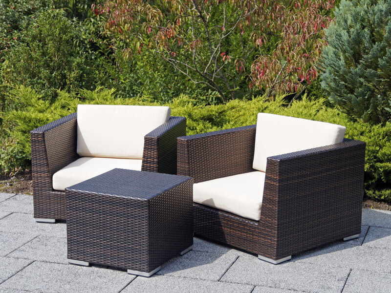 Rattan Gartenmöbel Lounge Günstig ~ How to Care for Rattan Garden Furniture  eBay