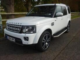 LAND ROVER DISCOVERY 4 3.0SD V6 AUTO HSE, HUGE SPEC, 1 OWNER, 46,000 MILES ONLY