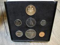 1867-1967 Canadian Centennial Gold and Silver Coin Set