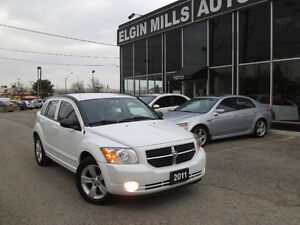 2011 Dodge Caliber , Heated Seats , Alloy ,CERTIFIED
