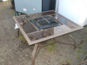 Out Door fire table