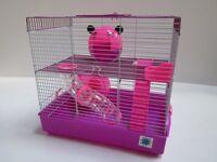 pink hamster starter kit BRAND NEW