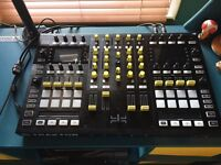 Traktor S8 and KRK Rokit 6 G3 Complete Dj set up. DJ stand, All Cables, Laptop Stand, Acoustic Pads