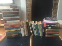 40+ books! COLLECTION ASAP!