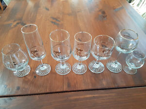 Verres/Coupes Olympique