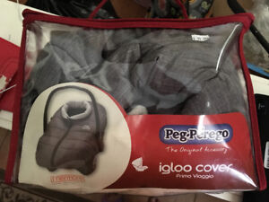 Peg-Perego Car seat cover for winter