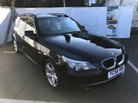 Bmw 520D SE Touring Auto *Leather* *Navigation* Bluetooth * £6770 Worth Of Extras* Warranty