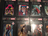 Marvel Ultimate Graphic Novel Issues (£7 each or £35 for 6)