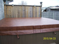 Brand new hot tub cover, 88 inches X 80 inches
