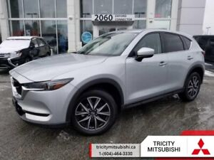 2018 Mazda CX-5 GT  HEATED LEATHER SEATS-SUNROOF