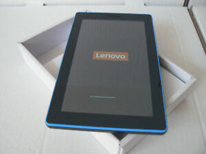 "Lenovo 7"" Tablet Quad Core Mint condition Android Tablet"