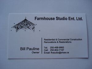 CALL BILL TODAY- 250-468-9993-INSURANCE POLICY  HOME RESTORATION