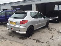 Peugeot 206 modified! Looking for a swap!!
