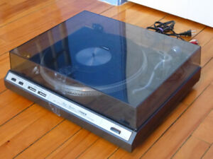 Table tournante vintage Fisher MT-6310