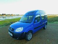 Fiat Doblo Active 1.4 Petrol Professional conversion Camper Van for sale