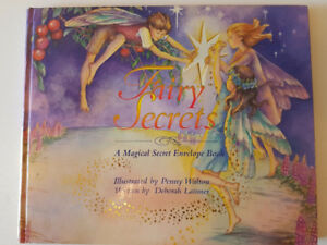 Fairy Secrets Childrens Book. A magical Envelope Book Age 5 & Up
