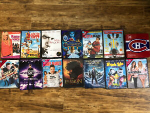 CDs & DVDs FOR SALE