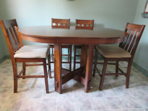 Solid Wood Table &