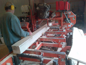 QUARTER SAWN WHITE OAK LUMBER