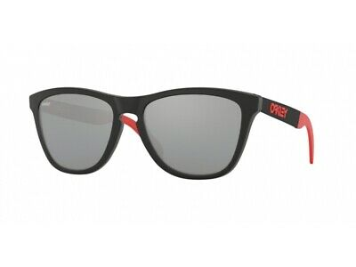 Sonnenbrille Oakley OO9428 Frogskins Mix 942811 Prizm Rot Schwarz