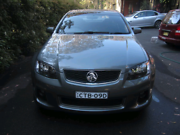 2012 Holden Commodore VE SV6 MY12.5 manual Newcastle Newcastle Area Preview
