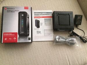 Cable Modem  - Motorola SB6121