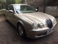 jaguar s type 3.0 v6, 1 owner, full service history!