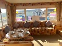 GREAT STARTER CARAVAN FOR SALE ON CHURCH POINT. NORTHUMBERLAND COAST.