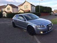 Audi A3, 2L TDI. Sline , Quattro