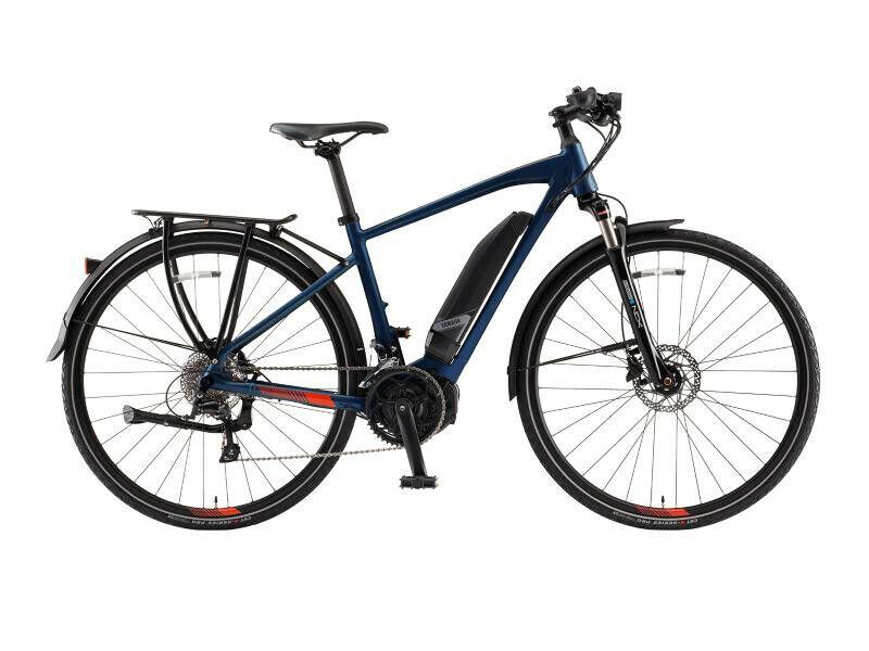 2020 Yamaha CrossConnect M Blue/Orange
