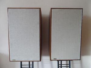 Vintage Dynaco A40XL Speakers