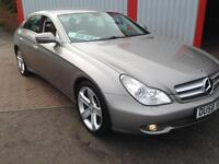 Mercedes-Benz CLS320 3.0CDi 7G-Tronic 320 FULL SERVICE HISTORY