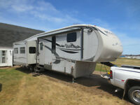 5th wheel, 38ft, Montana High Country
